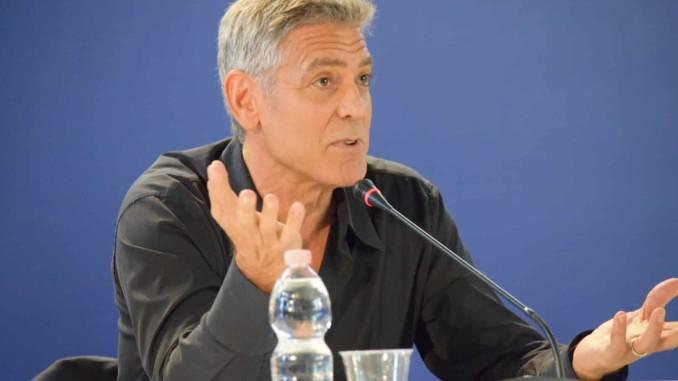 Clooney Catch-22
