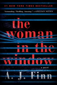 the woman in the window libro