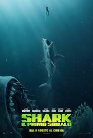shark locandina
