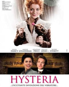 hysteria locandina