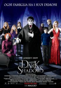 dark shadows locandina