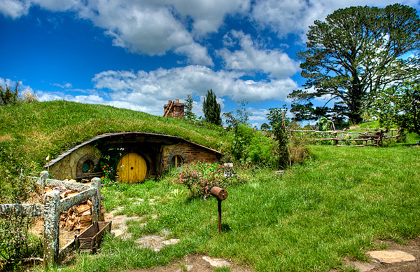 lo hobbit contea
