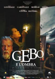 Gebo e l'ombra locandina film