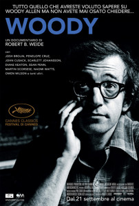 woody allen a documentary locandina