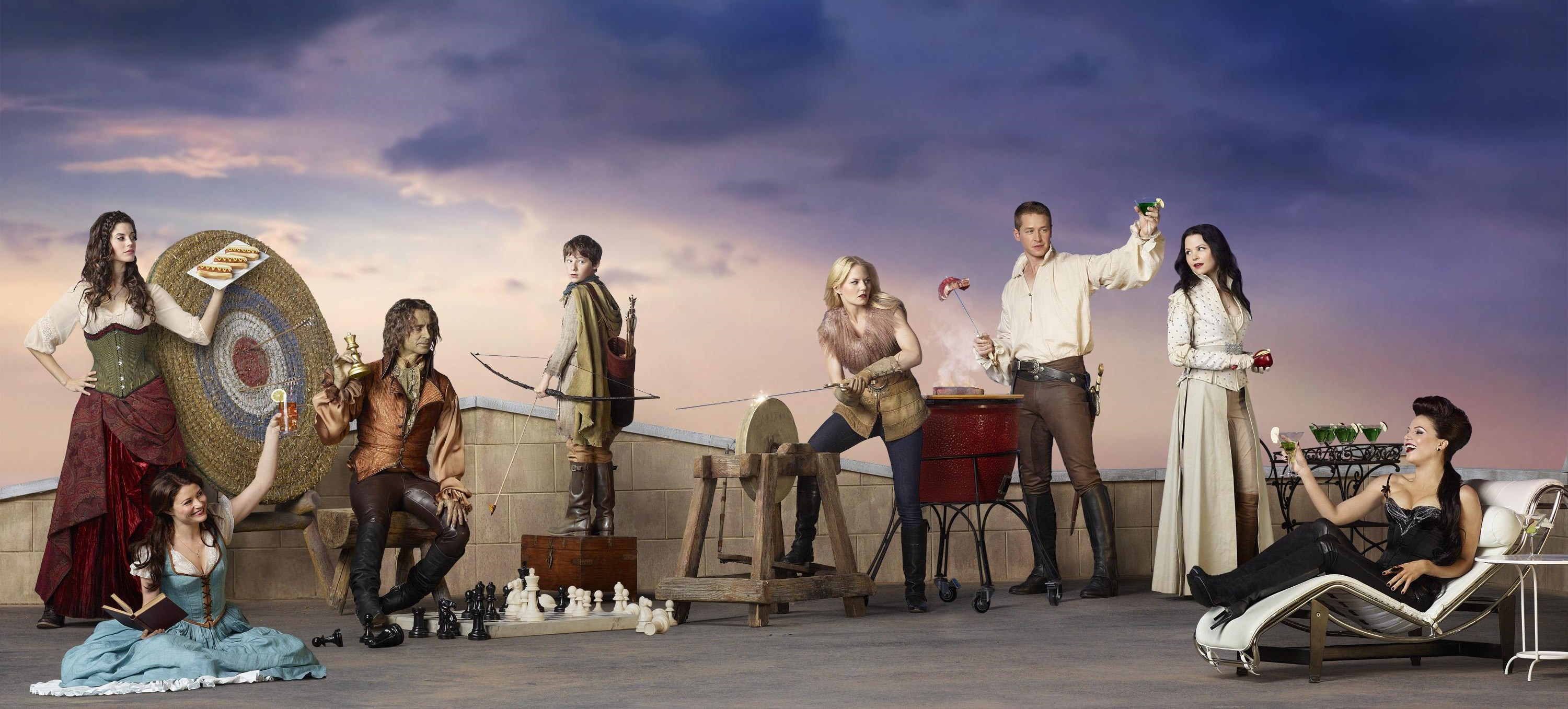 once upon a time season 2