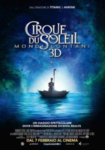 cirque du soleil locandina