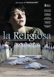 la religiosa locandina