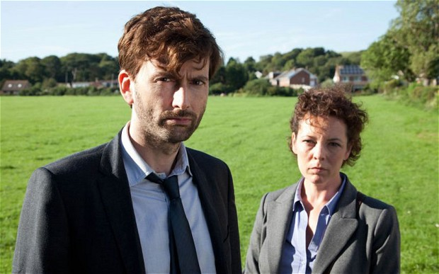 Broadchurch tv series