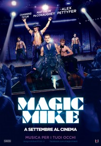 Magic Mike_locandina
