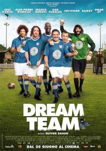 dream team locandina