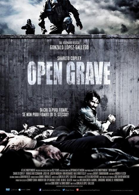 open-grave locandina