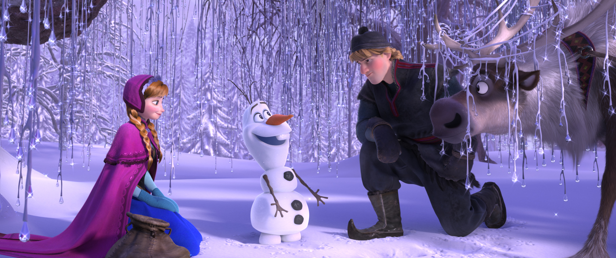 frozen trailer italiano disney
