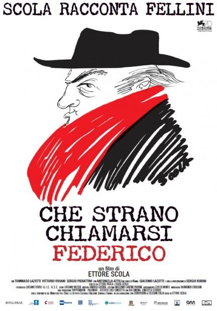 CheStranoChiamarsiFederico-poster