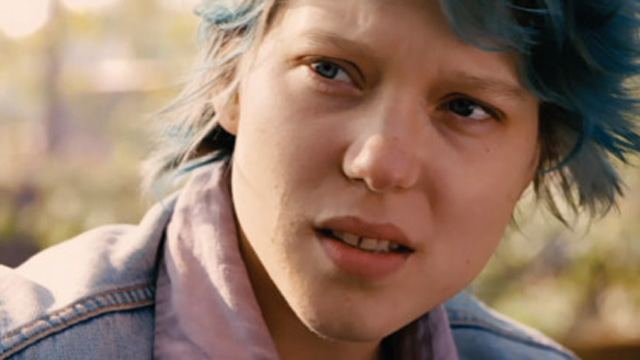 Still from Blue is the Warmest Colour