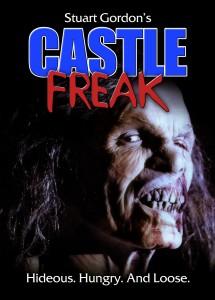 castle freak locandina