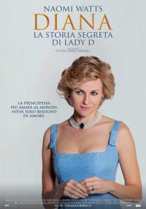 diana la storia segreta di lady d locandina