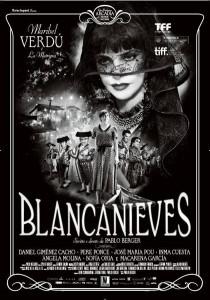 locandina blancanieves