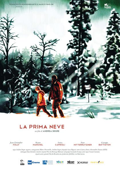 la_prima_neve_locandina