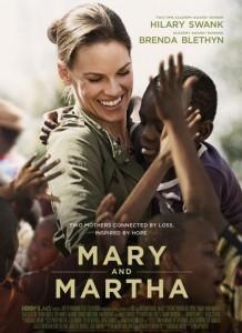 mary and martha locandina