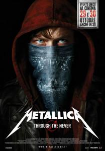 metallica 3D through the never film