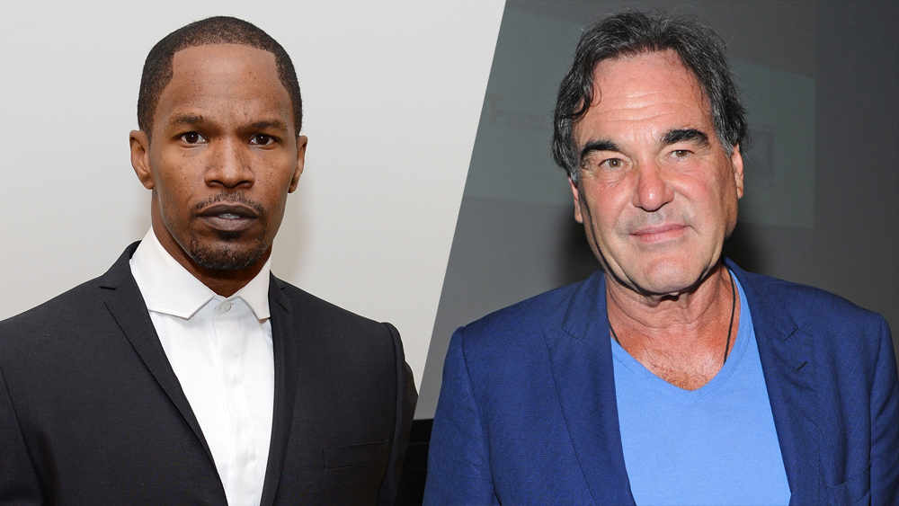 oliver stone jamie foxx martin luther king