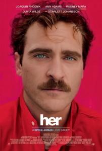 HER LOCANDINA FILM
