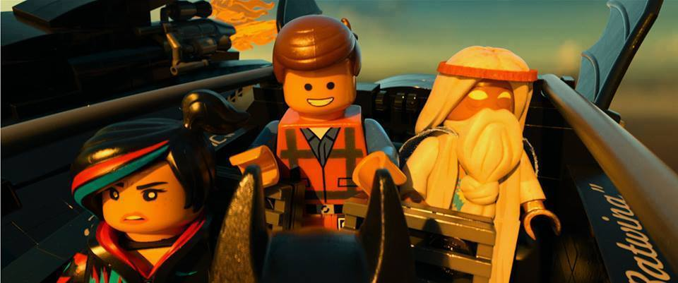 LEGO THE MOVIE IL FILM