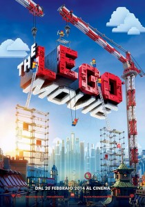 LEGO THE MOVIE POSTER