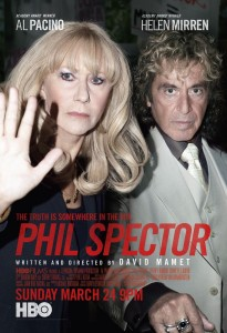 phil spector film hbo