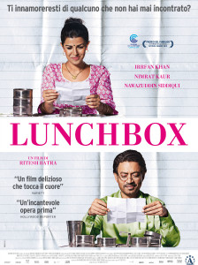 the lunchbox locandina