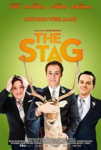 the stag locandina film
