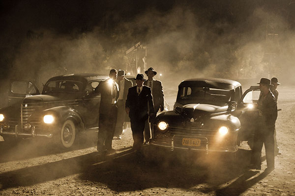 mob city crime series TNT