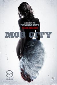 mob city serie tv TNT