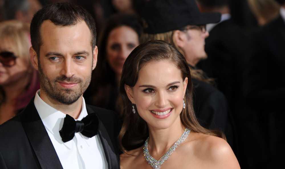 Benjamin Millepied & Natalie Portman