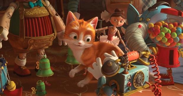 il castello magico film animazione
