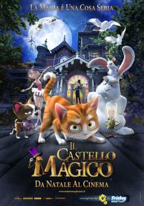 il castello magico locandina