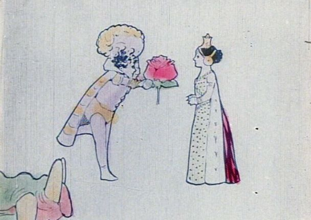 Little Nemo - 1911 - Roses