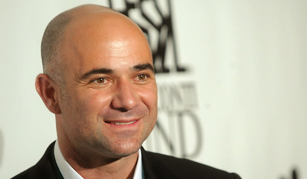 andrea agassi open book