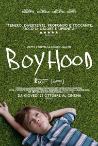 boyhood locandina film