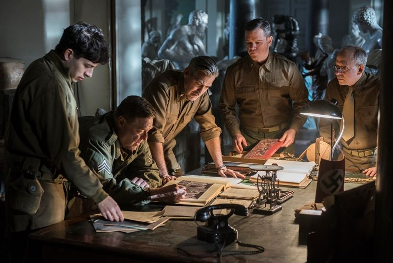 Monuments Men film