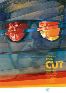 cut locandina film