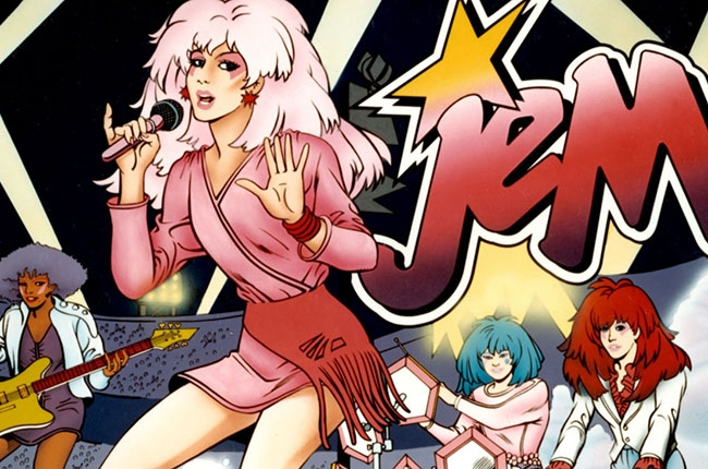 jem and the holograms film