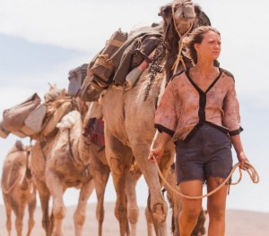 tracks attraverso il deserto film
