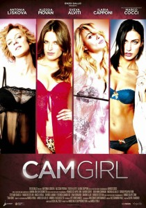 cam girl locandina film