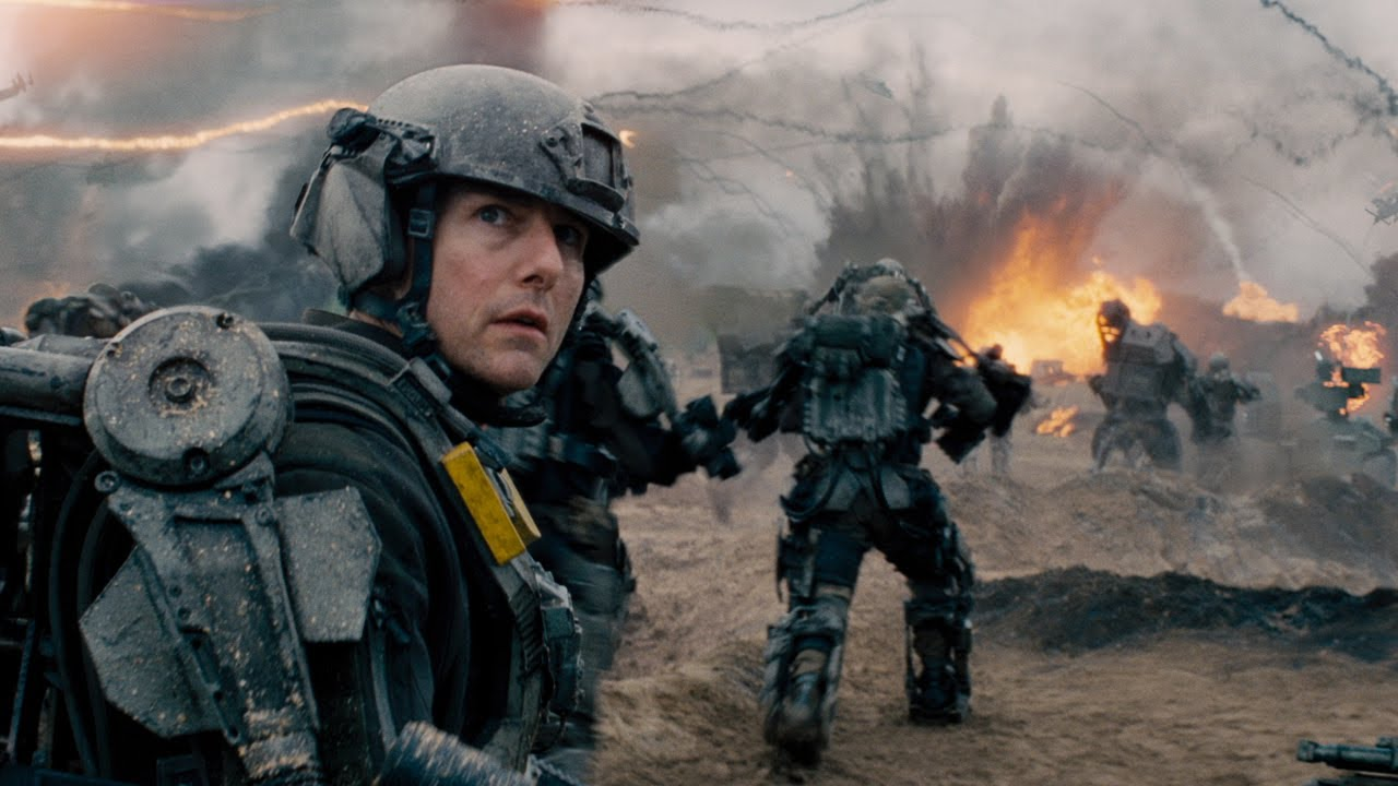 edge of tomorrow senza domani film