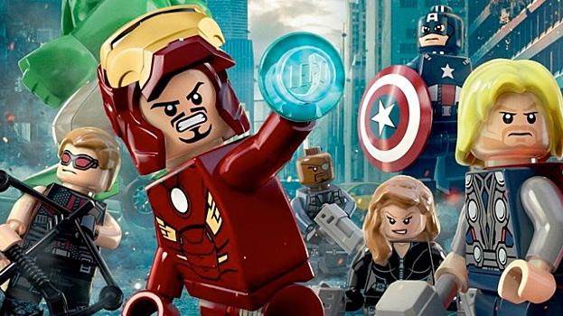Lego-Marvel