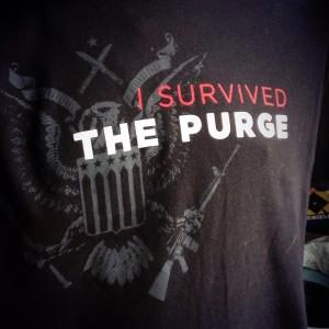 survive the purge