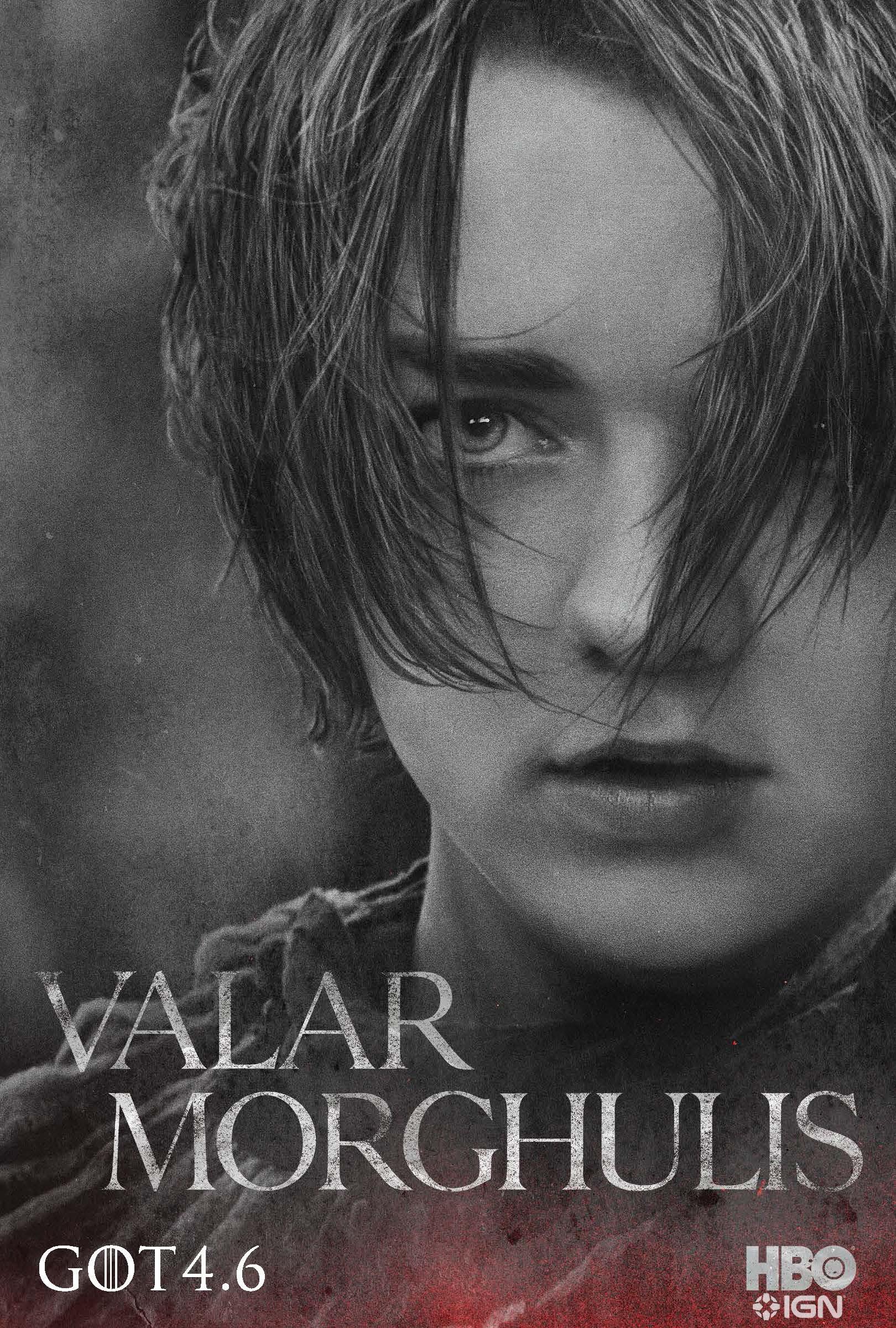 Games Of Thrones Il Significato Di Valar Morghulis Film 4 Life