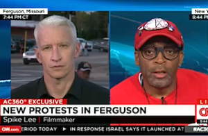 ferguson spike lee