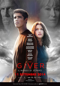 locandina the giver